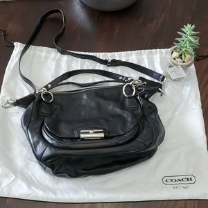 Gently loved BEAUTIFUL authentic leather COACH